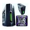 Carbon SX9 i9 X Series 10 Core NVidia GTX 1070Ti Gaming System